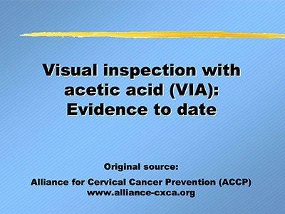 VIA - Evidence to Date (2003) PDF 17