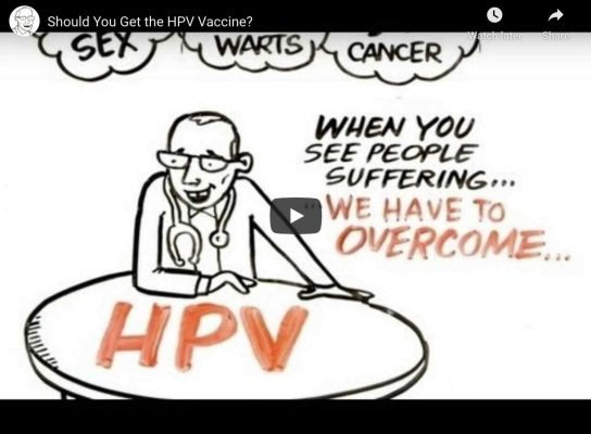 Should You Get the HPV Vaccine
