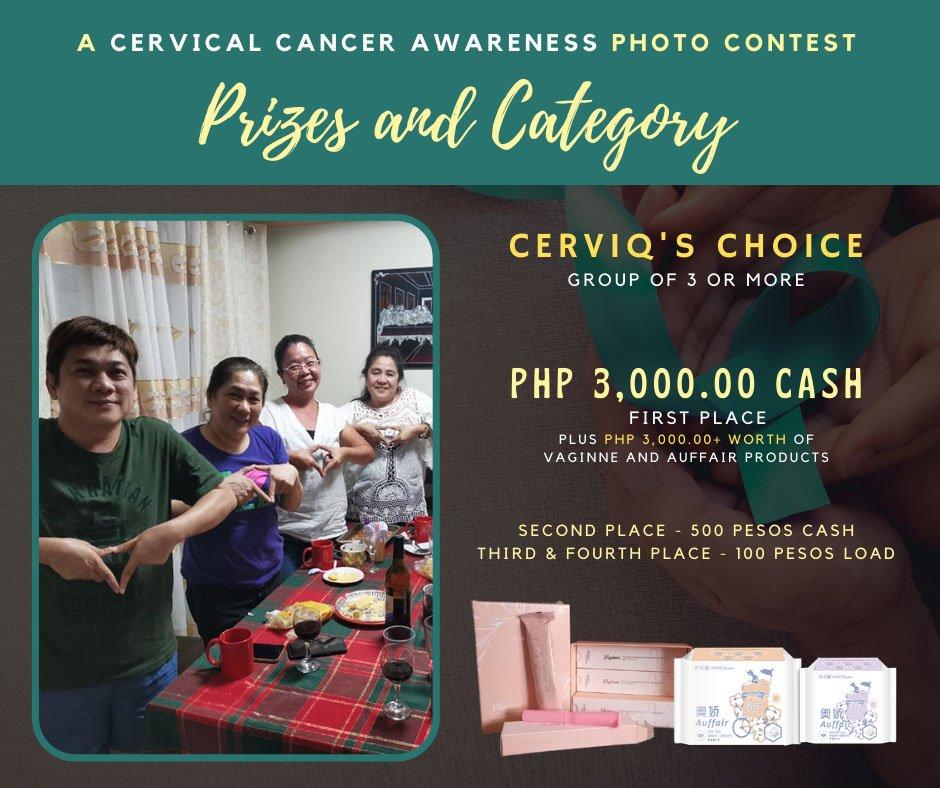 CerviQ Hand Sign Signifying Elimination of Cervical Cancer 4
