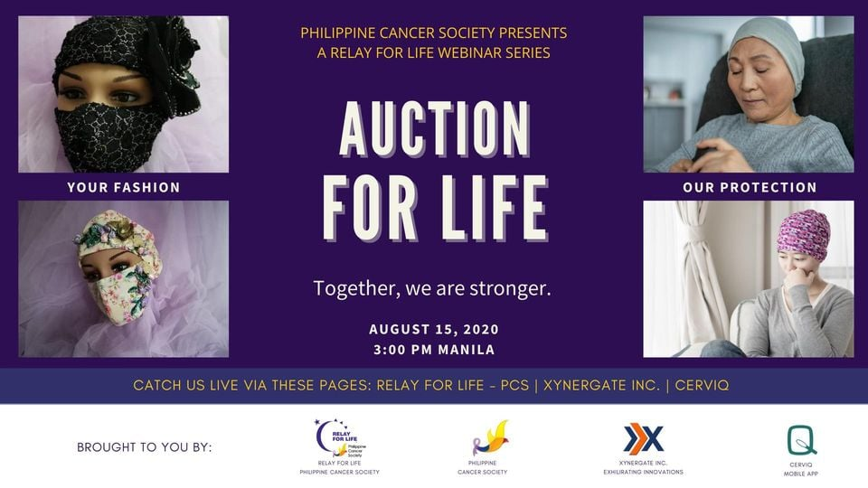 Auction For Life Debut