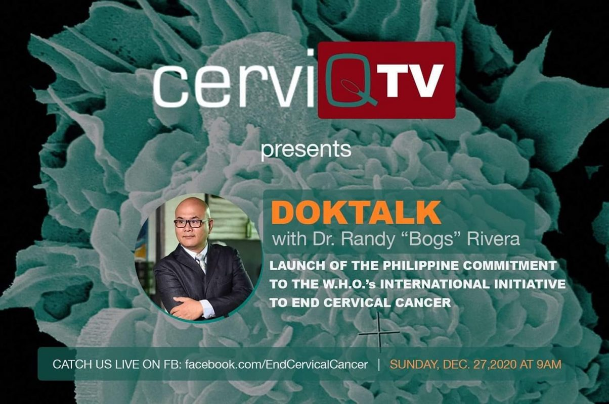 CerviQTV Launched