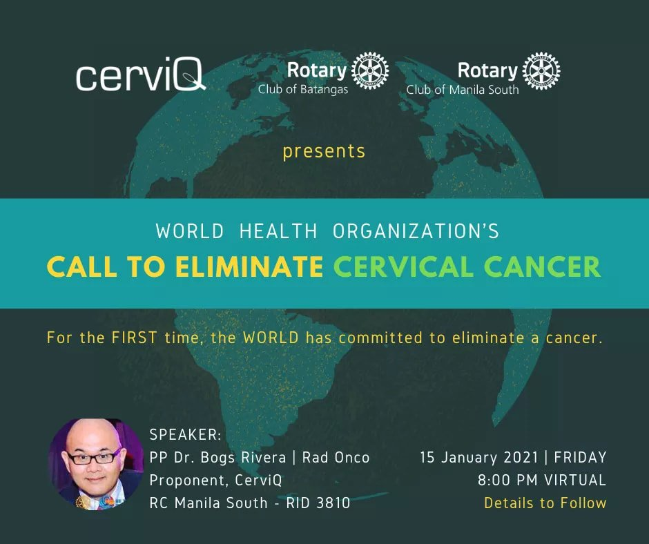 CERVICAL CANCER WEBINARS 8