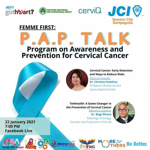 CERVICAL CANCER WEBINARS 7