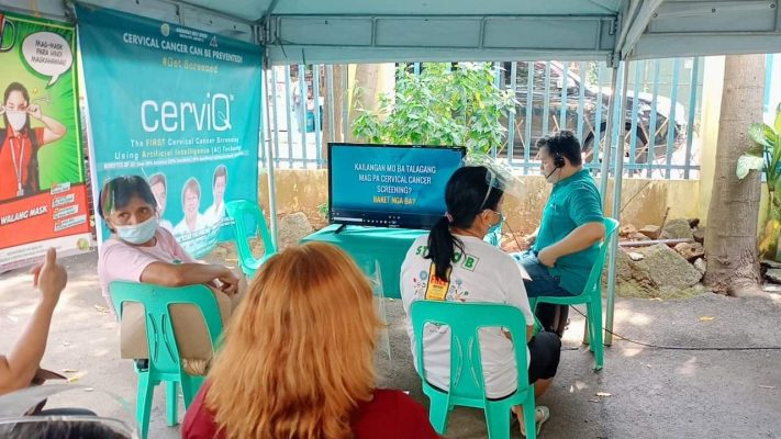 First Cervical Cancer Screening using Artificial Intelligence technology 3