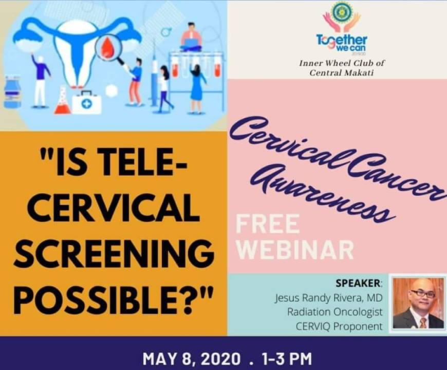 CERVICAL CANCER WEBINARS 10