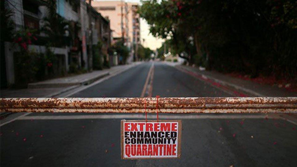 LUZONwide Enhanced Community Quarantine in Effect