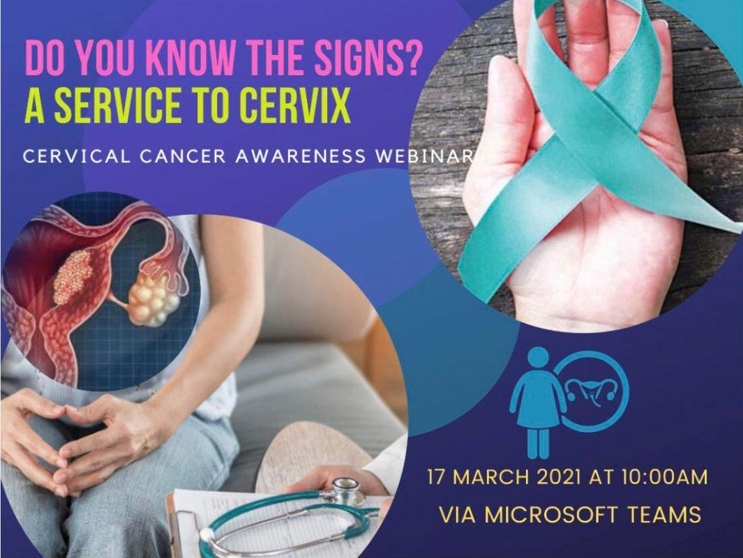 CERVICAL CANCER WEBINARS 10