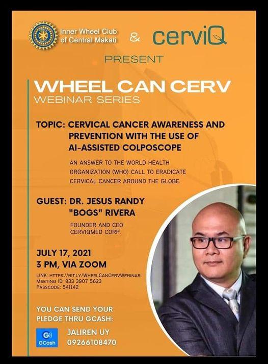 CERVICAL CANCER WEBINARS 7