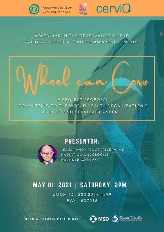 CERVICAL CANCER WEBINARS 8